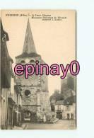 Br - 03 - HERiSSON - Le Vieux Chapitre - Monument Historique De XI Siècle - édit. Quillery - - France