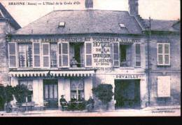 02 - BRAINE - 13 FEVRIER 2005- 9e BOURSE AUX JOUETS ET ARMES ANCIENNES - CPM - Bourses & Salons De Collections