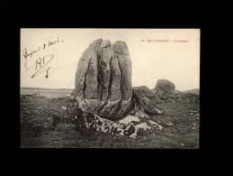 50 - ILES CHAUSEY - L'Artichaud - 27 - Rocher - Granville