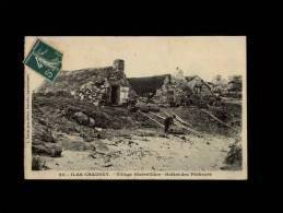 50 - ILES CHAUSEY - Village Blainvillais - Huttes Des Pêcheurs - 20 - Granville