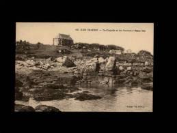 50 - ILES CHAUSEY - La Chapelle Et Les Rochers à Basse Mer - 820 - Granville