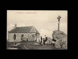 50 - ILES CHAUSEY - La Chapelle Et Le Calvaire - 2 - Granville