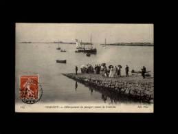 50 - ILES CHAUSEY - Débarquement Des Passagers Venant De Granvile - 214 - Granville