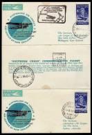 Australia FFC 1958 To New Zealand - Poste Aérienne