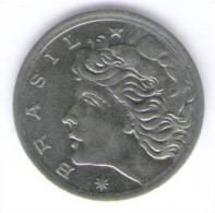 BRASILE 5 CENTAVOS 1969 - Brasile