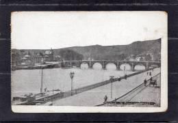 36009    Belgio,    Namur -  Le  Pont  Dejambes,  VGSB  1918 - Namur