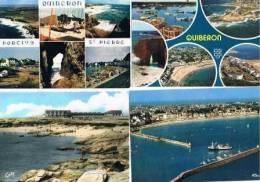 270213D  Lot De 49 CPM/CPSM Couleur  Vierges Pour Courrier : Dep.56 Quiberon - Cartes Postales