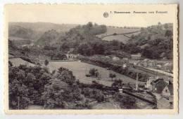 D10775 - Nessonvaux - Panorama vers Fraipont  *terrain de football*