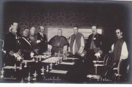 $3-2428- Patti Lateranensi - PioXI - Mussolini - Scambio Delle Ratifiche - Fotografica - F.p. Non Viaggiata - Papas