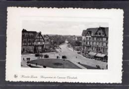 "36042    Belgio,  Knocke-Zoute   -  Perspective  De L""avenue  Elisabeth,  NV - Knokke"