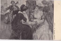 ULISSE CAPUTO  UN A SOLO VG 1914   BELLA FOTO D´EPOCA ORIGINALE 100% - Pintura & Cuadros