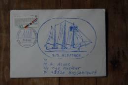I 5   1982   S/S ALBATROS  ROMISCHER VERTRAGE  1957-1982 - [7] West-Duitsland