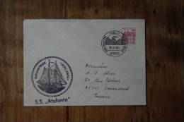 I 5   1981  KIELER  WOCHE  SS 'ATLANTA' - [7] West-Duitsland