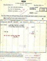Bruxelles - 1958 - Société Anonyme Des Gaz Industriels - Électricité & Gaz