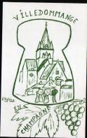 51 - VILLEDOMMANGE - 30 JANVIER 1994 - 3ème BOURSE AUC COLLECTIONS - CPM - Bourses & Salons De Collections