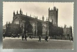 Cartolina  Manchester Cathedral North East  1955 - Manchester