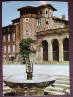 GAILLAC / LA FONTAINE DU GRIFFOUL / BELLE CARTE PHOTO /1967 / APA POUX - Gaillac