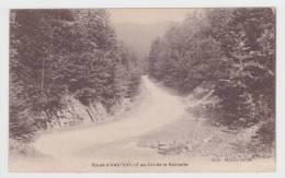 HAUTEVILLE - ROUTE AU COL DE LA ROCHETTE - Hauteville-Lompnes