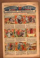 Les Histoires En Images - N°461 Abensour L'impitoyable 4/8/27 (Histoire Complète) - Altre Riviste