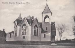 Baptist Church, Bridgetown, N.S. - Eglises Et Cathédrales