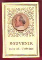 PHILATELIE LIVRET AVEC TIMBRES MONNAIES SOUVENIR CITTA DEL VATICANO 50 CENTISIMO 1 LIRE 2 LIRE 1942  PIE XII - Vaticano (Ciudad Del)