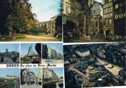 270213K  Lot De 100 CPM/CPSM Couleur Vierges Pour Courrier : Dep.76 Rouen - Cartes Postales