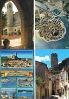 270213L  Lot De 120 CPM/CPSM Couleur Vierges Pour Courrier : Dep.11 Aude Devers (sauf Carcassonne Et Narbonne) - Cartes Postales