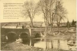 """Achouffe - Le Village - Collection """" La Belgique Pittoresque """"  ( Voir Verso )"""