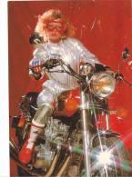 21868 Moto Femme Disco Honda Scott -ed Colin Masse, Perpignan 807.1