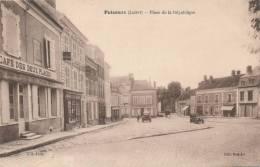 PUISEAUX - Puiseaux