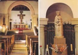 21875 Longeville Les Saint Avold Chapelle Notre Dame Paix (st Martin Glandiere) -N 3316 Schnell Steiner Munchen - France