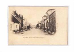 71 LOUHANS Rue Des Cordes, Ecole, Collège De Garcons, Ed Girardot, Dos 1900 *** ETAT *** - Louhans