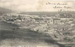 Ardèche- Le Pouzin -Vue Générale Prise Du Sud. - Le Pouzin