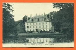 """Dpt  62  Auchy Les Hesdin  """"  Vieux Chateau  """" - Frankrijk"""