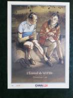 Ex-libris De Christian LAX - L´écureuil Du Vel´d´Hiv - N°639 - Canal BD - Ex-libris