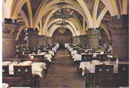 21886 Restaurant, Café, Tea Room Raadskelder Anno 1425 ST Baafplein 9000 GENT, Plus Color
