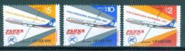 Uruguay 1981 Inauguration Of PLUNA Flights MNH** - Lot. 1972 - Uruguay
