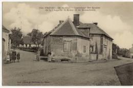 PREVELLES  - Carrefour Des Routes De La Chapelle St Rémy Et De Bonnétable. - France