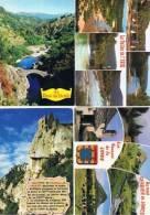 270213S  Lot De 30 CPM/CPSM Couleur  : Dep.07  Ardeche - Cartes Postales