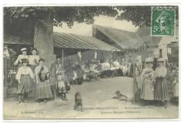 CPA Croissy Beaubourg 77 Restaurant Du Père Vélo 1908 - Frankreich