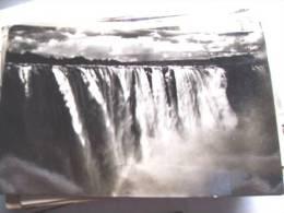 Afrika Africa Zimbabwe Victoria Falls Main Falls - Zimbabwe