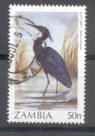 Zambia Sambia 1987 - Michel 392 O - Zambia (1965-...)