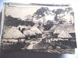 Afrika Africa Kinshasa Congo Belge Missio St Esprit Dorp Village - Belgisch-Congo - Varia