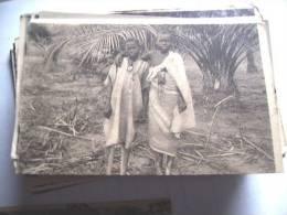 Afrika Africa Kinshasa Congo Belge Missio St Esprit Deux Petits Chétiens - Belgisch-Congo - Varia