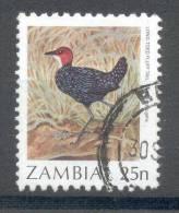 Zambia Sambia 1987 - Michel 388 O - Zambia (1965-...)