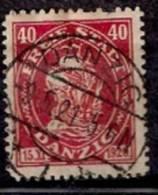 Dantzig. 1921.  Michel 56. - Danzig