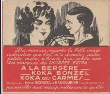 "Image Instructive/ Chicoré "" à La Bergére""/Koka Bonzel/ BONZEL/HAUBOURDIN/NORD/He Nri IV /  Vers 1920-30        VP558 - Other"