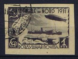 Russia, 1931 Airmail, Mi 404B  Used - Gebruikt