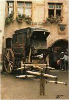 """CPM 68 (Haut-Rhin) Riquewihr, Musée D'histoire Des P.T.T. D'Alsace - """"Turgotine"""", Berline De Transport Public 1775 - Postal Services"""