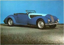 CPM 68 (Haut-Rhin) Mulhouse, Musée De L'automobile - Bugatti Sport 1930 Type 50, 2+2 Places, 8 Cylindres, 200 CV - Sin Clasificación